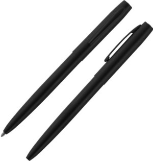 Fisher Space Pen Cap-O-Matic Ballpoint Pen - Matt Black