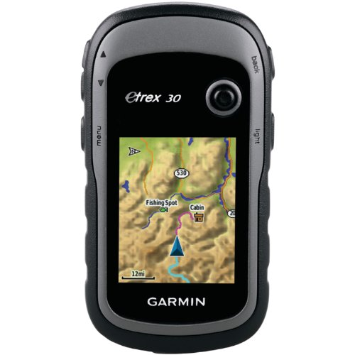 Garmin eTrex 30 Outdoor Handheld GPS Unit
