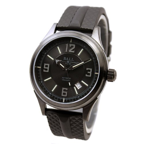 Ball Fireman Automatic Watch Racer DLC, NM3098C-P1J-BK