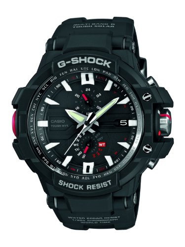 Casio GW-A1000-1AER G-Shock Radio Solar Gents Watch