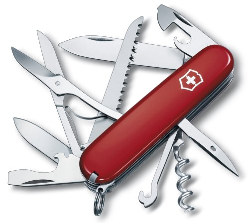 Victorinox Swiss Army Huntsman Pocket Knife