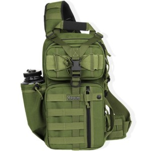 Maxpedition Sitka Gearslinger Hydration Sling Pack Hunting CCW MOLLE Bag Green