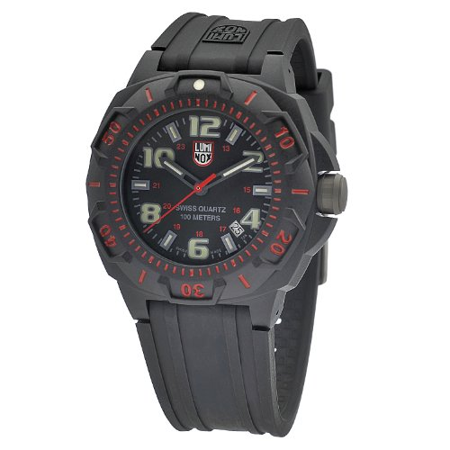 LUMINOX SENTRY 0200 0215.SL GENTS CASE DATE MINERAL WATCH