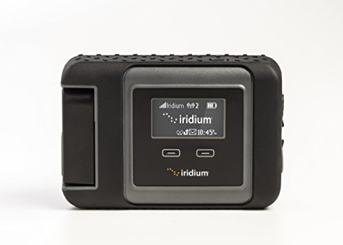 Iridium GO! Wi-fi Hotspot for making satellite phone calls