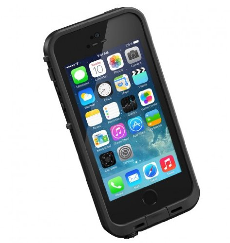 LifeProof Fre Case for Apple iPhone 5/5S - Black