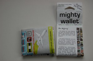 Tyvek Mighty Wallet for everyday carry