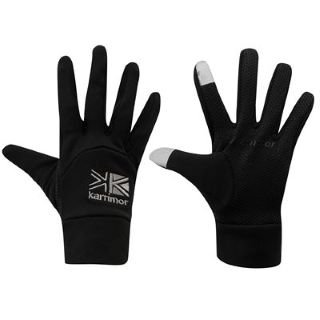 Karrimor Thermal Gloves Mens Black Lge/XLge