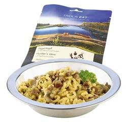 Freeze Dried Beef Casserole with Noodles 1 Person Camping Food Ration