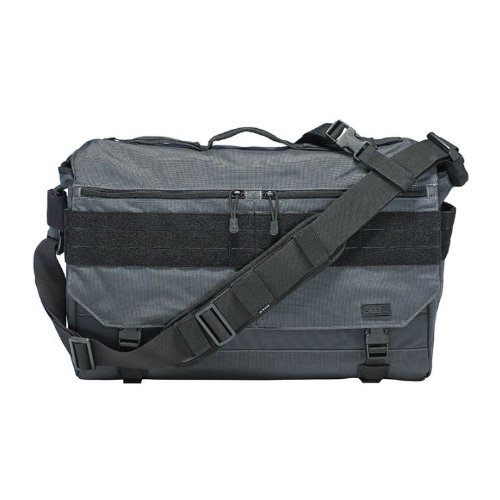 5.11 Rush Delivery Mike Security Messenger Padded Laptop Shoulder Bag Double Tap