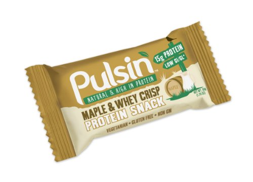 Pulsin 50g Protein Sport Bar Case - Pack of 18