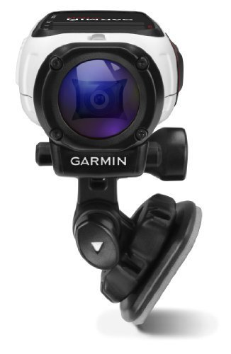 Garmin Virb Elite HD Action Camera with GPS and Wi-Fi - White/Black (16MP) 1.4 inch LCD