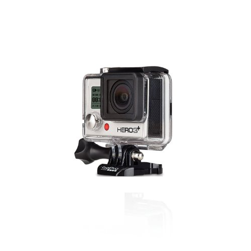 GoPro HERO3+ Silver Edition Camera/Camcorder