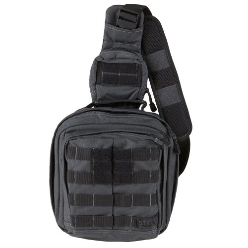 5.11 RUSH MOAB 6 Attachment Sling Bag Army MOLLE Mobile Shoulder Pack Double Tap