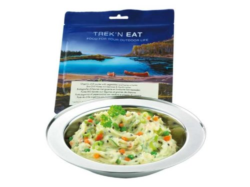 TREK'N EAT CHILI POTATO BAKE WITH HEMP SEED CRISPS