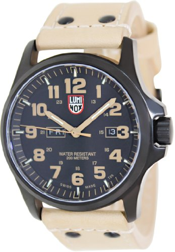 Luminox Atacama Field Day Date Brown Watch 1925