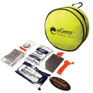 EGEAR MARINE SURVIVAL KIT 100