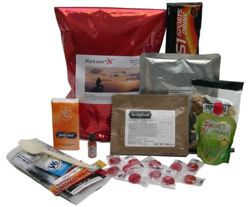 Self Heating Field Ration Pack Ready To Eat Meal Menu D