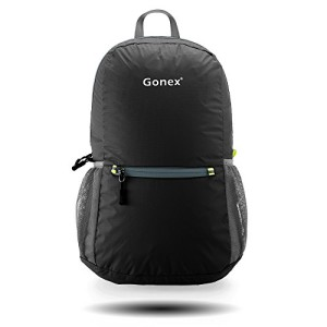 Gonex Ultralight Packable Foldable Backpack Daypack for Hiking Travelling Camping Cycling