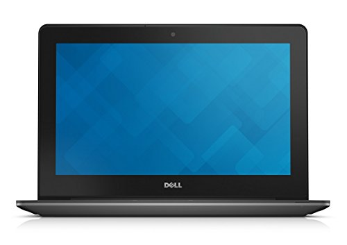 "Dell 11.6"" Chromebook - (Intel Celeron 2955U, 4Gb RAM, 16Gb SSD, WLAN, BT, Webcam, Integrated Graphics, Google Chrome)"
