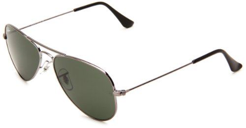 Ray-Ban 3044 W3100 Gunmetal 3044 Small Aviator Aviator Sunglasses Lens Category