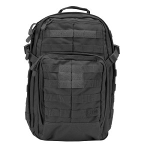5.11 Tactical Rush 12 Backpack - Black - Black