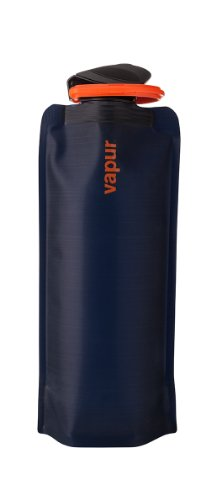 Vapur Eclipse Reusable Plastic Water Bottle - Blue, 1.0 Litres