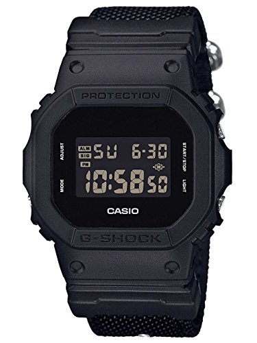 G-SHOCK Mens Watch DW-5600BBN-1ER