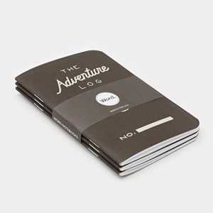 The Adventure Log – Black (3 Pack)