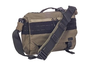 5.11 Tactical Rush Delivery MIKE Messenger Style Bag, OD Trail