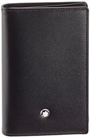 Montblanc Business Card Case, Black 4017941141088